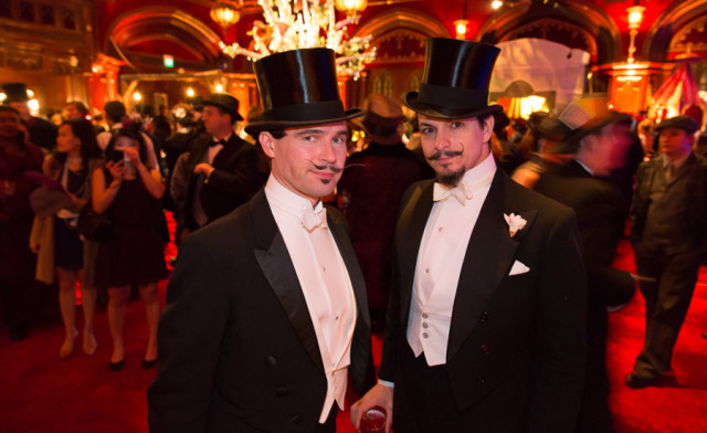 Edwardian Ball 2013. Photo by Marco Sanchez