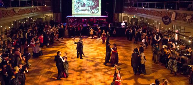 Edwardian Ball 2014. Photo by Marco Sanchez