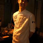 Pastry chef Josh Graves of Faith & Flower