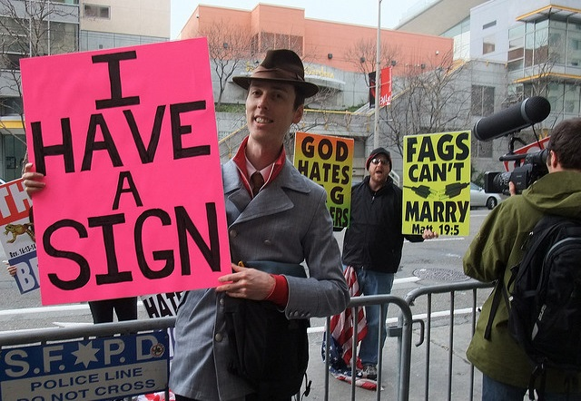Westboro Baptist Church Coming to Redondo High to Protest Something-or-Other