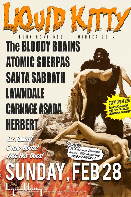 punk rock bbq 2016