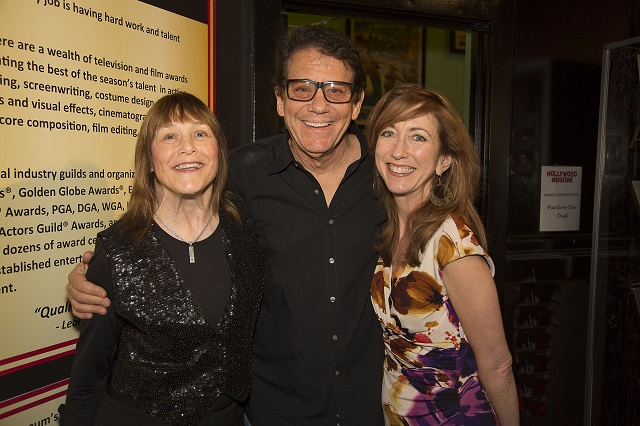 Geri Jewell, Anson Williams and Laura Pursell, Photo Courtesy of Bill Dow Photography