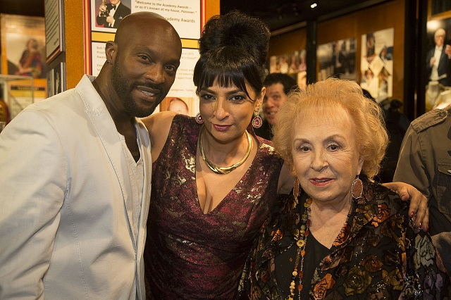 Ro Brooks, Alice Amter, and Doris Roberts, Photo Courtesy of Bill Dow Photography