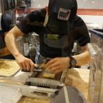 Knead & Co making pasta