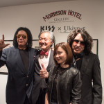 Kiss and Artists