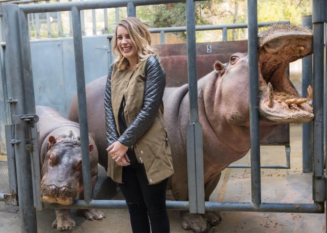 Photo courtesy of LA Zoo. Photo credit Jamie Pham