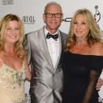 Kim Perrodin, Michael Johnston, and Patti Brand
