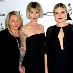 Emma Johnston Burton,  Molly Tissavary and Ela Barczews