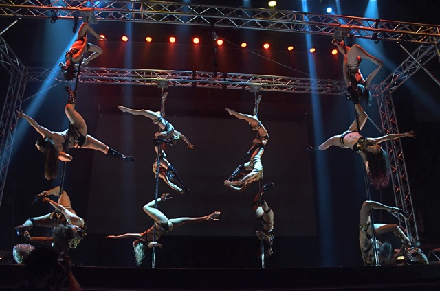 Pole Show LA At The Avalon: What Did That Look Like?