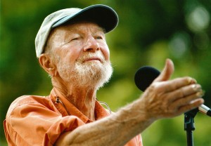 Pete Seeger Tribute at Will Geer's Theatricum Botanicum Sat., March 12, 1:00 P.M.