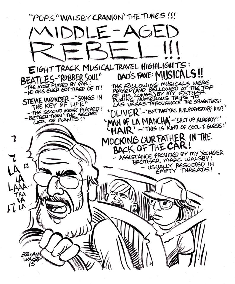 Middle aged rebelpops