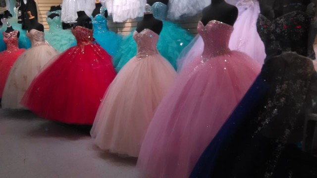 Prom dresses photo by Tequila Mockingbird