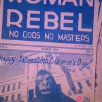 woman rebel zine