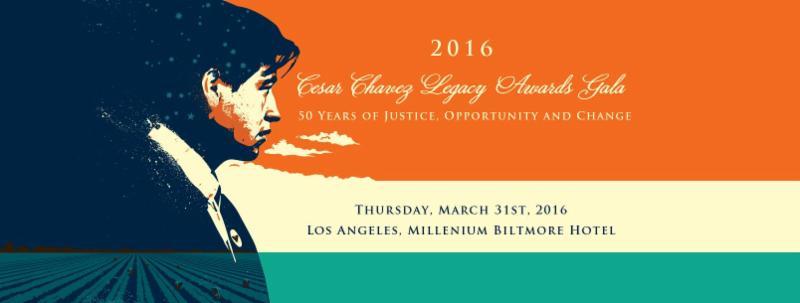 2016 Cesar Chavez Legacy Awards