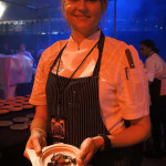Holly Jivin, Chef de Cuisine at Bazaar by Jose Andres