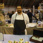 Chef de Cusine Michael Neflas of Boa Steakhouse