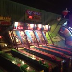 Skee Ball Games and Thrones