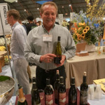 Paso Robles' Pomar Junction Vineyard pourted a tasty red blend known as Train Wreck
