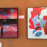 Neutra paintings