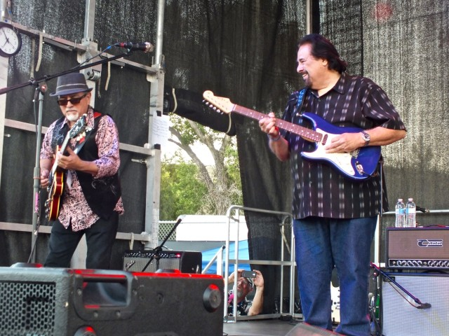 Joey D Talks About The Upcoming Ventura County Blues Festival, The Delgado Brothers, Growing Up in East L.A. and more