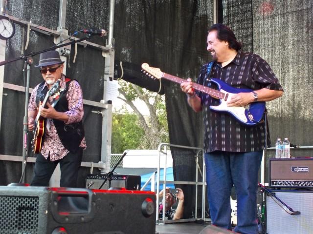 Joey Delgado and Coco Montoya