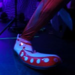 Randy clown shoe