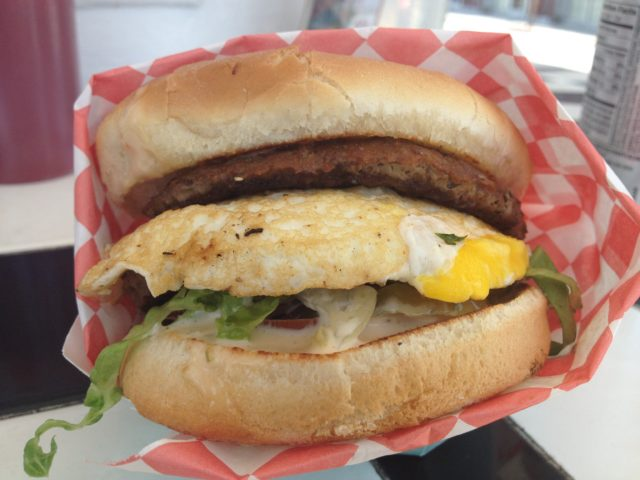 Great White Burger