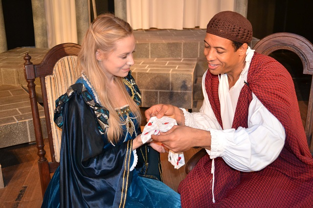 duplicity in othello Deception in othello deception is a reoccurring theme throughout the play which touches all protagonists at various levels the plot is based on the dishonesty and.