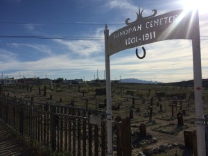 Tonopah Cemetery 1901-1911 (photo by Nikki Kreuzer)