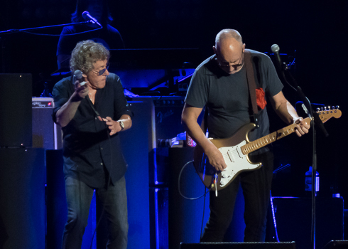 Live Review – The Who At Staples Center