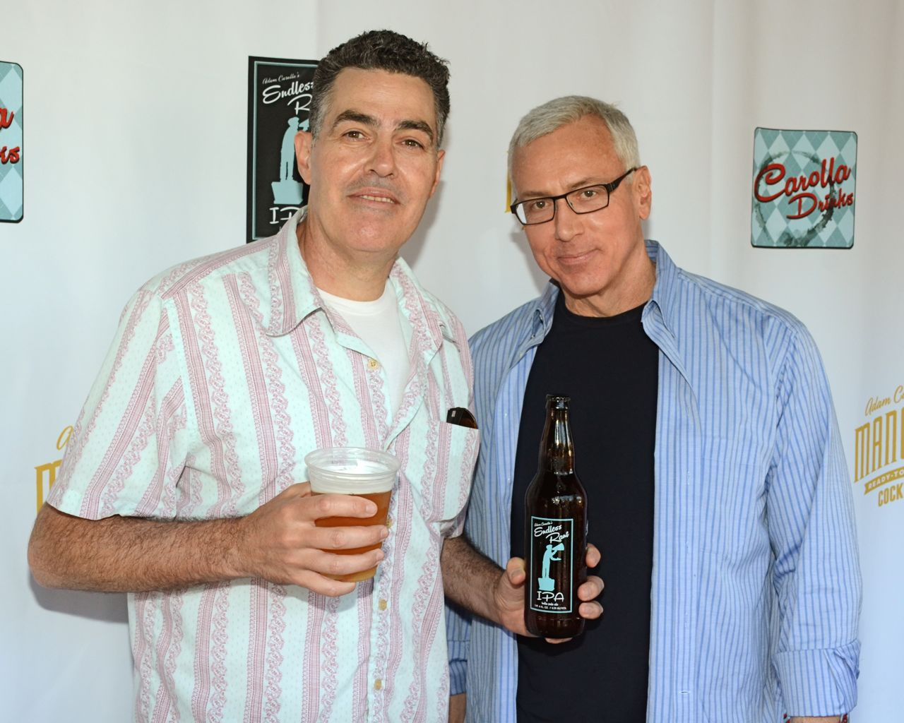 Adam Carolla's Launch Party For Endless Rant IPA: Hey Party People, it's Time To Drink Up!