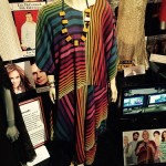 Jeffrey Tambor's Rainbow Dress from Transparent; Photo Courtesy of The Hollywood Museum