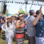 Spontaneous second line at Simi Valley Cajun & Blues