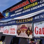 Get yer Gator at Simi Valley Cajun & Blues