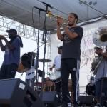 Rebirth Brass band2 at Simi Valley Cajun & Blues