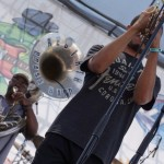 Rebirth Brass band at Simi Valley Cajun & Blues