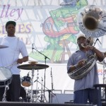 Rebirth Brass Band at Simi Valley Cajun and Blues Fest