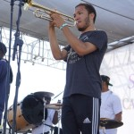 Rebirth Brass Band at Simi Valley Cajun and Blues