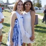 Simi Valley beauty queens  at Simi Valley Cajun & Blues