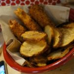 Bombo's fish and chips Grand Central Market