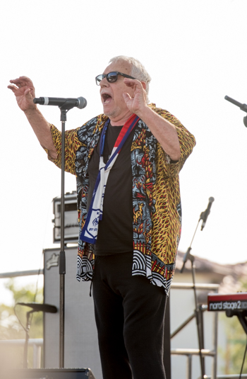 Photo Essay: Eric Burdon and The Animals at Simi Valley Cajun and Blues Festival