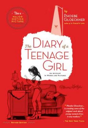 "Book-Ness with K.P.-Ness: ""Diary of a Teenage Girl"""