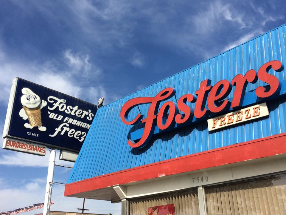 This Fosters Freeze, in Bell Gardens, opened in 1964