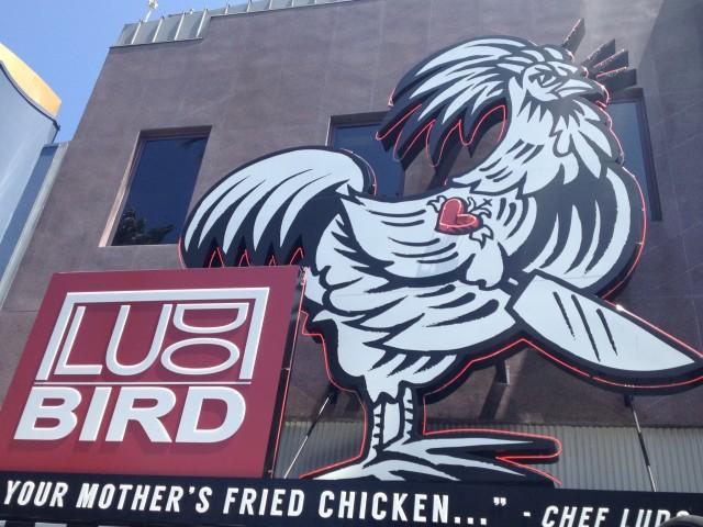 Our First Peek at Ludo Bird at Citiwalk