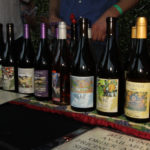 Wedell Cellars' array of pinot noirs.
