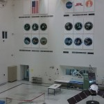 Juno model in assembly facility