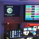 Juno mission clock