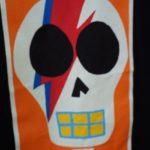 """Loteria Card """"El Bowie"""""""