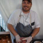 Chef Kris Morningstar of Terrine