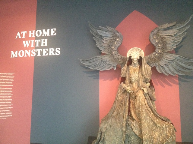 """Photos: Guillermo del Toro's """"At Home With Monsters"""""""
